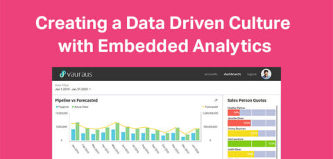 Reveal Whitepaper: Creating a Data-Driven Culture with Embedded Analytics